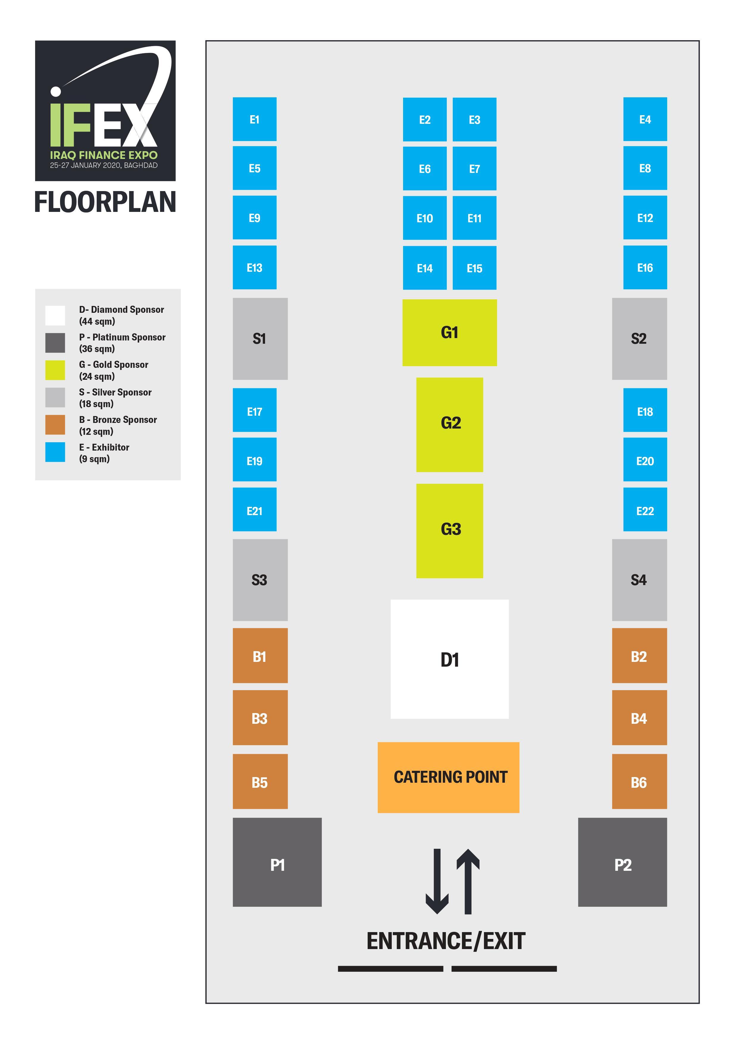 ifex iraq floorplan