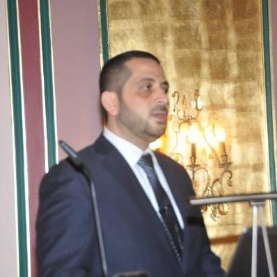 ifex logo IRAQ FINANCE EXPO Mustafa-Jaber-Business-Development-Manager-IrisGuard